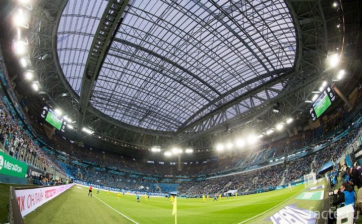 Стадион СПб