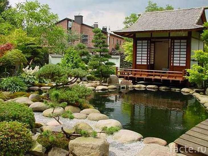 Японскиq сад 6