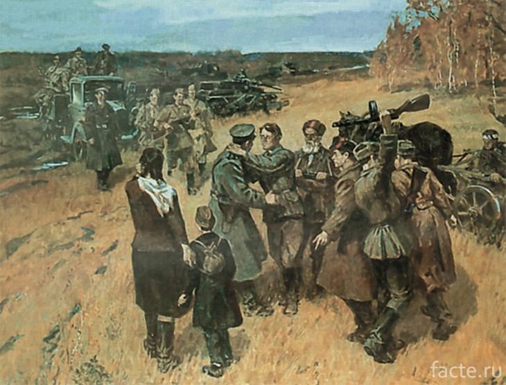 Белорусские партизаны