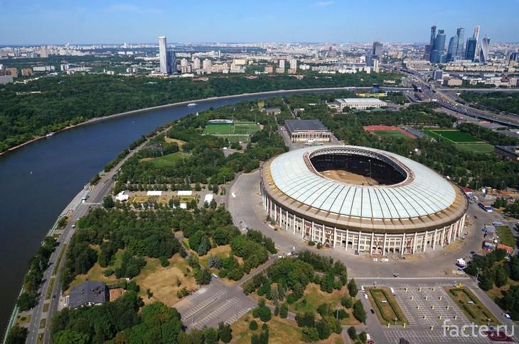 Стадион ЧМ-2018