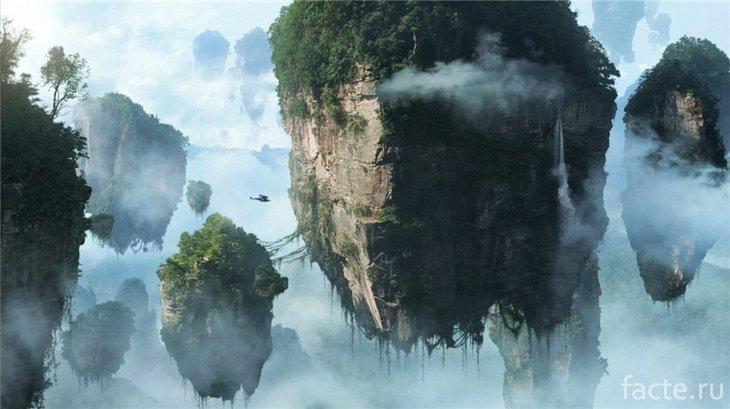 Летающие острова Пандоры