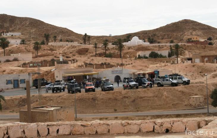 Марокко город в пещерах