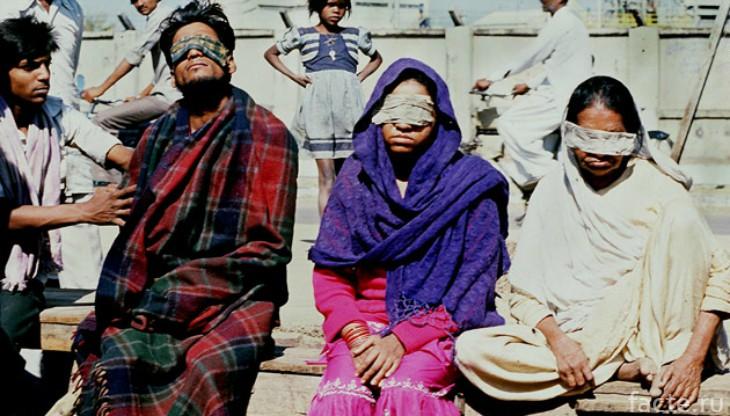 Бхопал люди