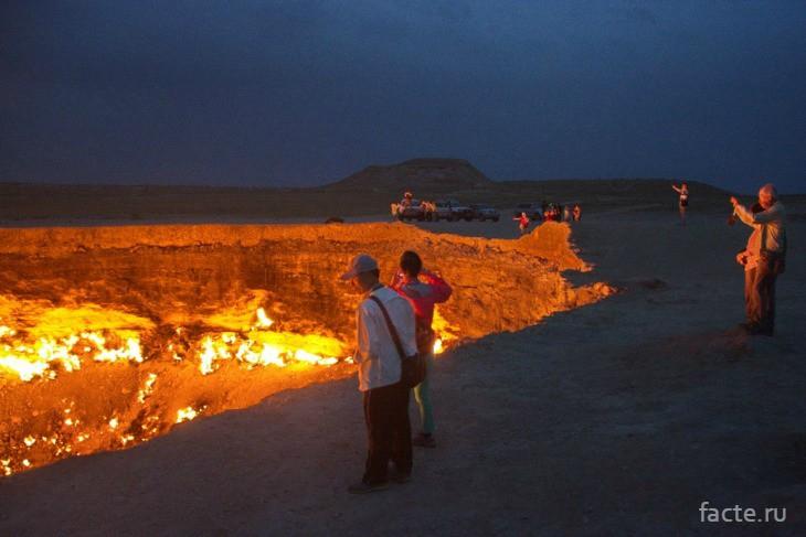 Газовый кратер