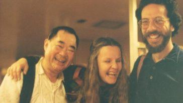 Эдсель Форд Фонг - крайний слева