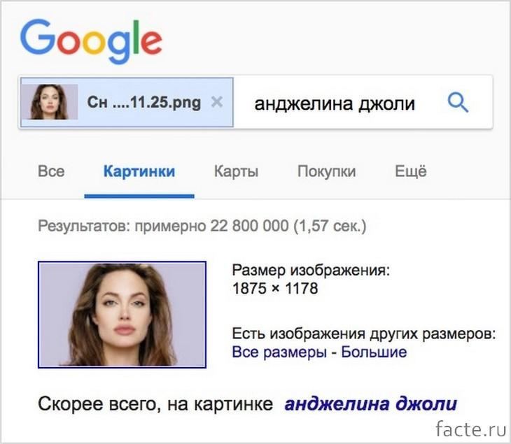 Что о Вас знают в интернете? Гугл