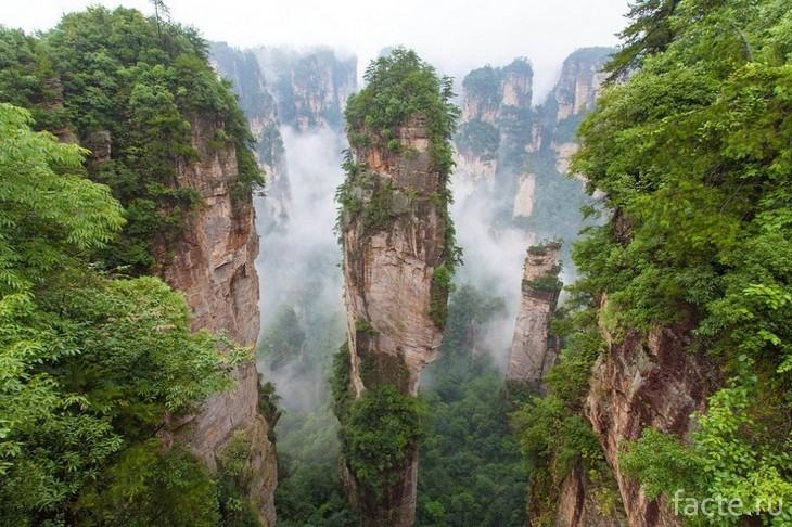 Провинция Хунань.Китай