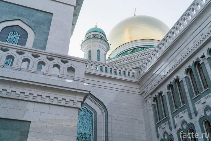 Московская мечеть