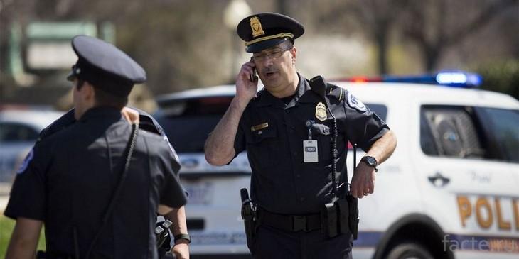 Полицейский по телефону