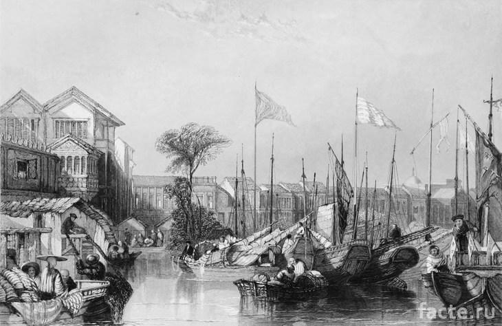 Порт Сямэнь