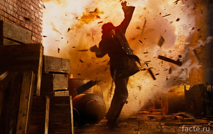 взрыв в кино