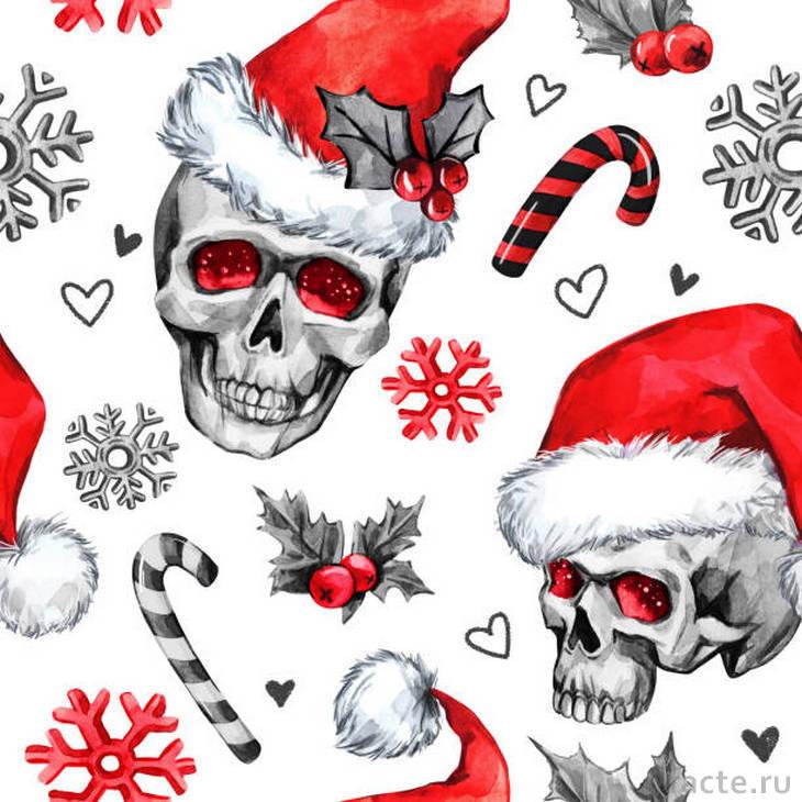 Рождественские черепа