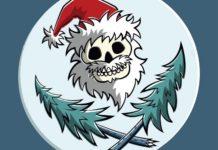 Жуткий Санта-Клаус