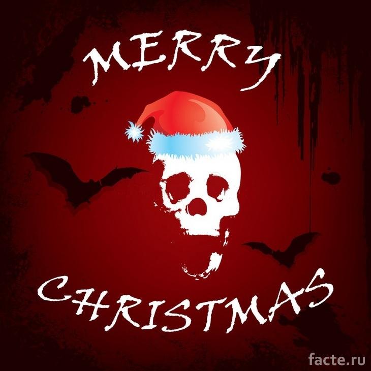Жуткое поздравление с Рождеством