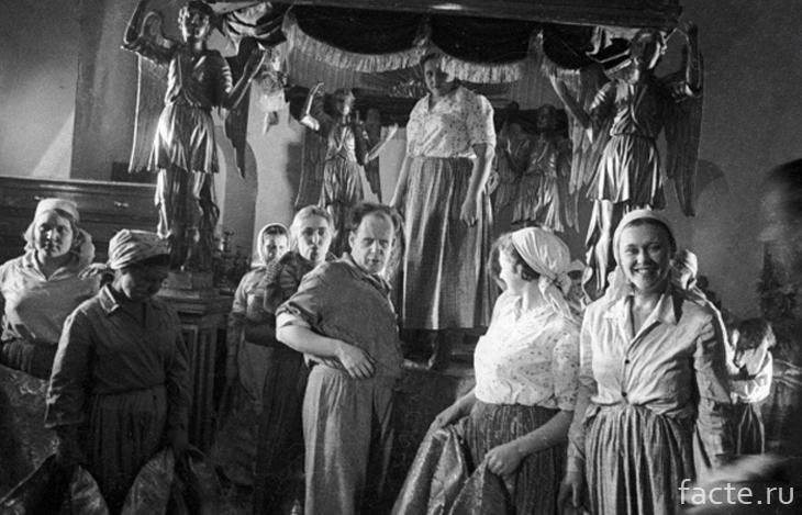 Актеры и интересные факты про фильм Броненосец Потемкин