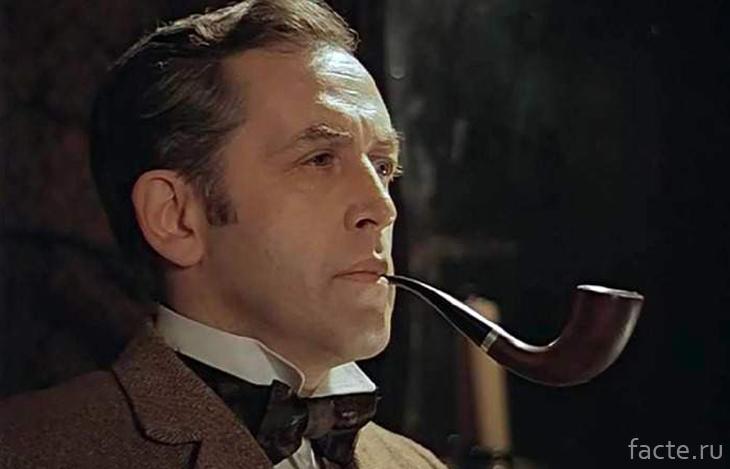 Лучший актер в роли Шерлока Холмса