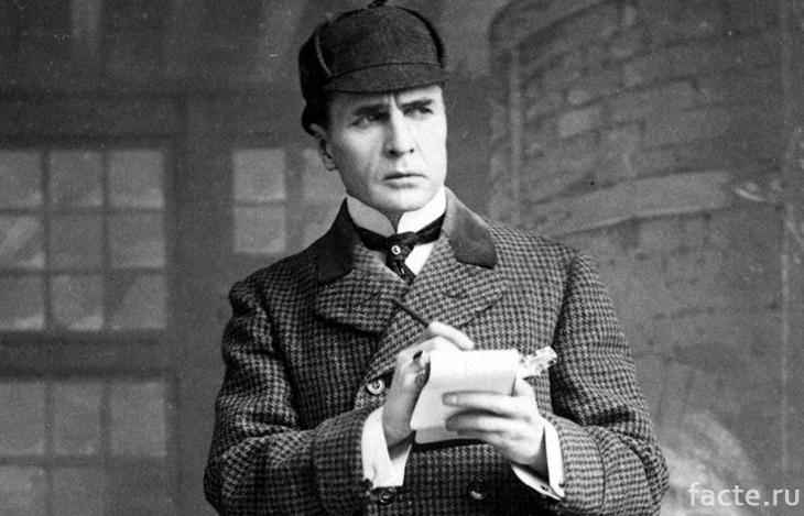 Сколько раз играли Шерлока в кино