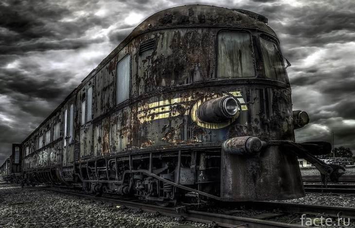 Поезд Санетти