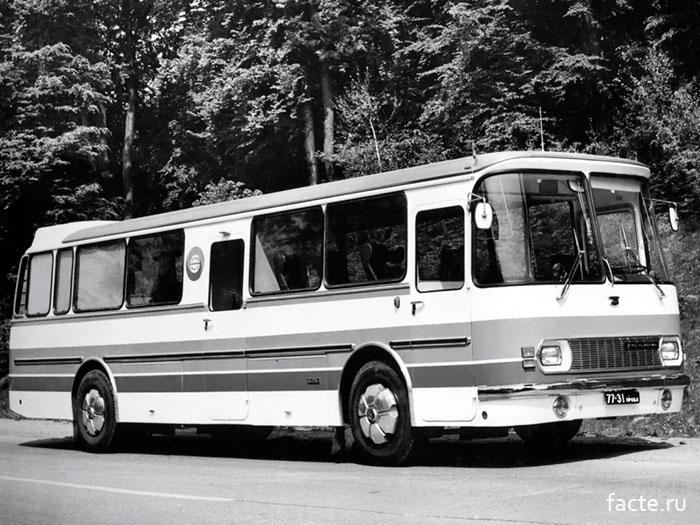 ЛАЗ-669П