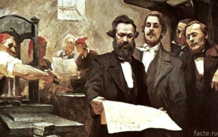 Биография и интересные факты из жизни Карла Маркса