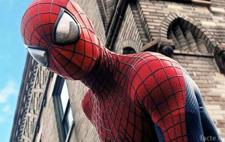 Почему Человека Паука не было в первых мстителях