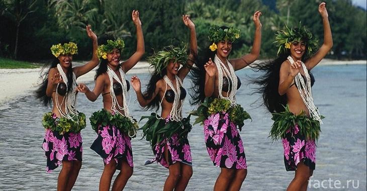 День танца на Гаваях
