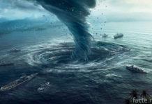 Торнадо в Бермудском треугольнике