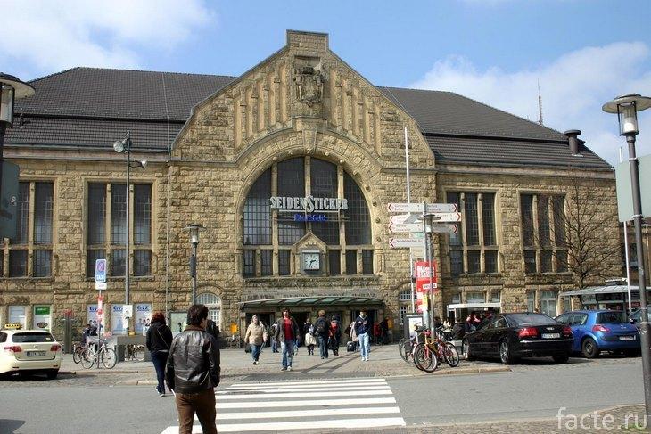 Вокзал Билефельда