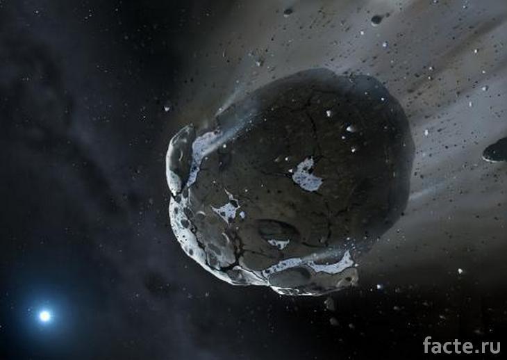 Экзопланета без звезды