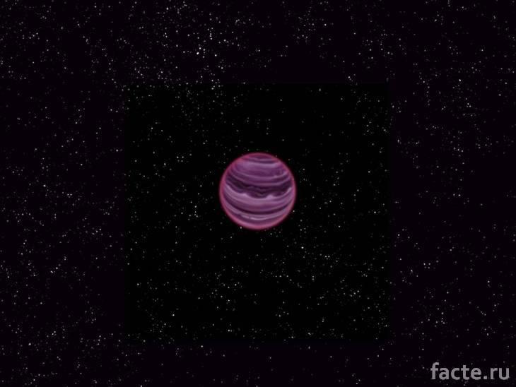 Маленькая экзопланета