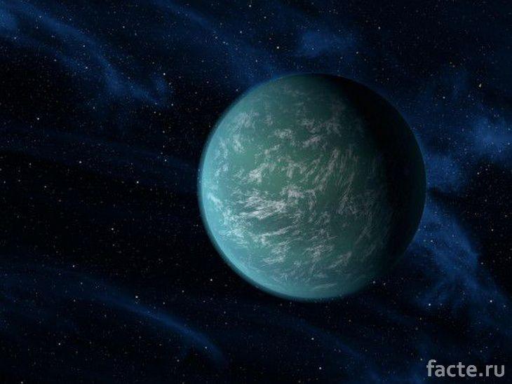 Бродячая экзопланета