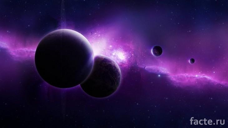 Четыре экзопланеты