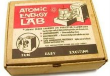 Набор «Gilbert Atomic Energy Lab»