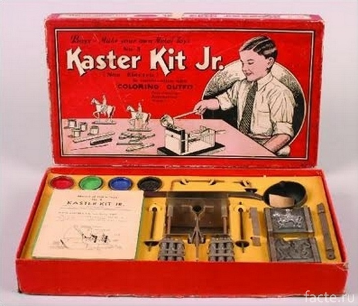 Набор «Gilbert Kaster Kit»