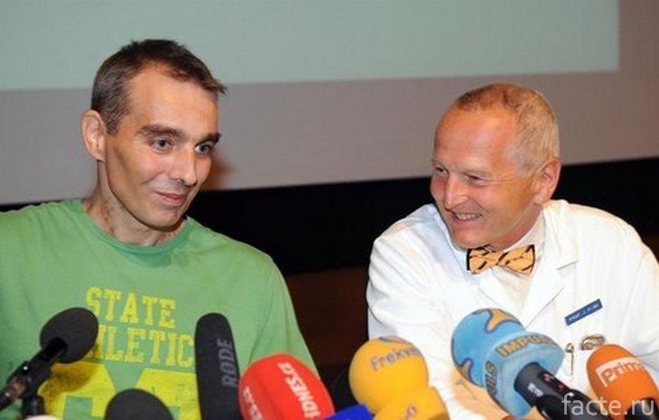 Якуб Халик дает интервью