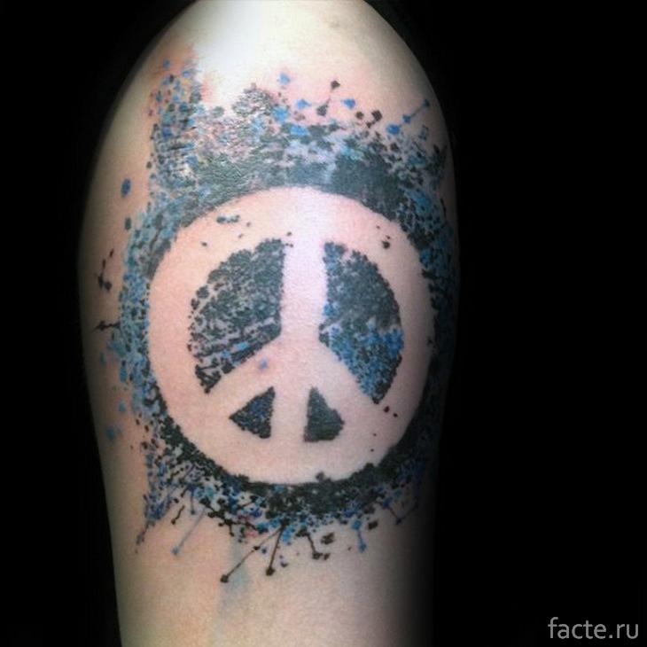 Пацифик-татуировка