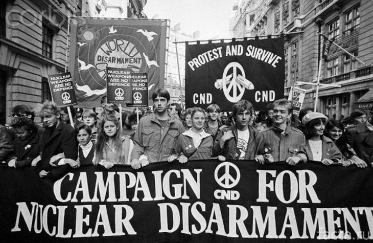 Марш за ядерное разоружение (Лондон)