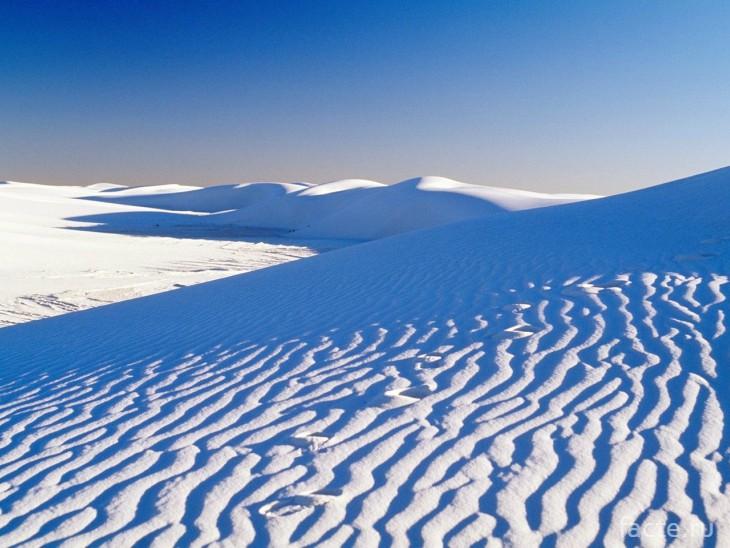 пески и тени