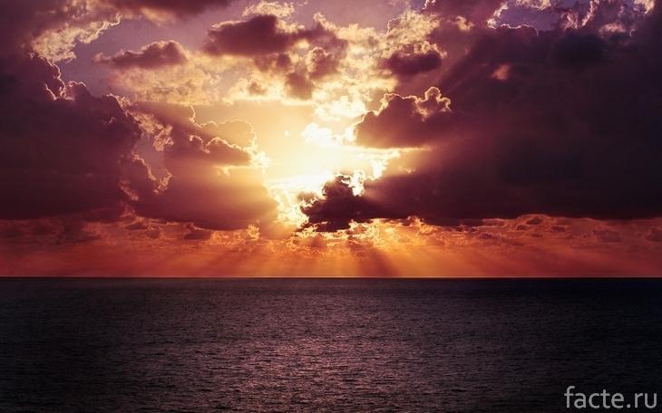 Рассвет или закат?