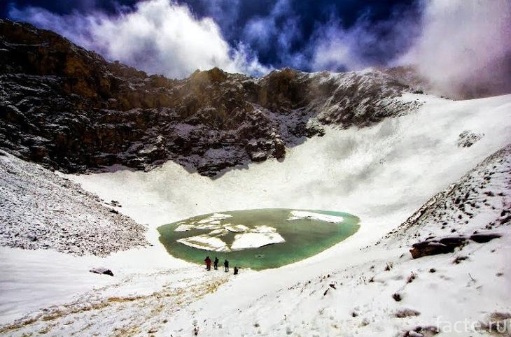 Озеро Рупкунд