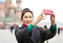 Китаянка в России