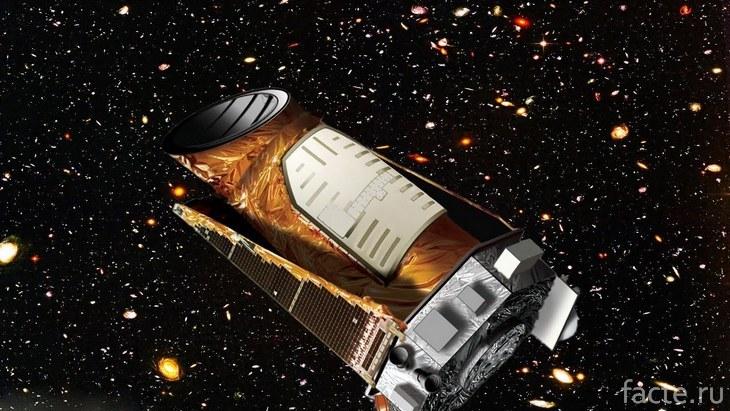 Телескоп Kepler