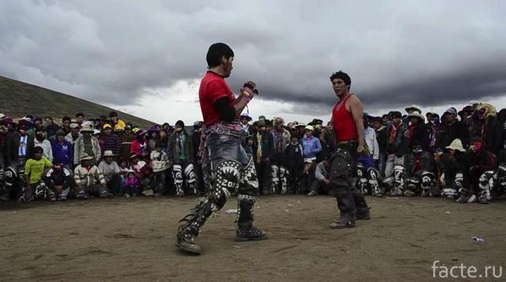 Фестиваль Таканакуй