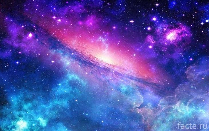 Разноцветная Вселенная