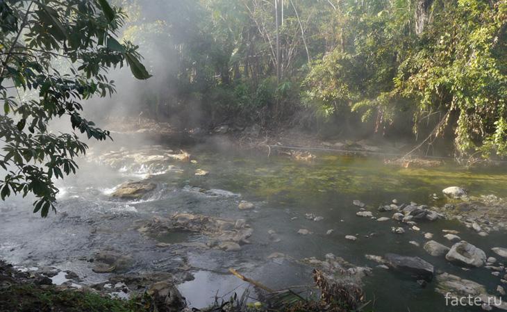 Река Шанай-тимпишка