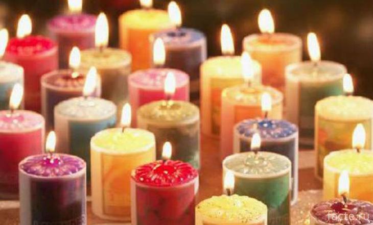 Продлеваем жизнь ароматическим свечам