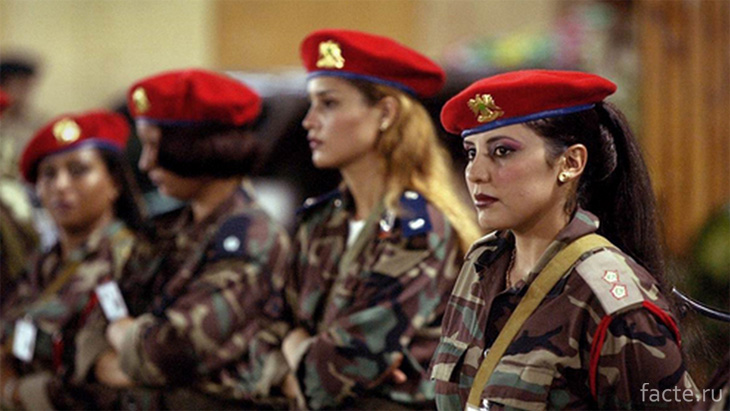 Ливийские монахини-революционеры