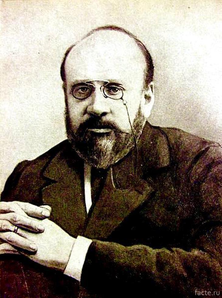 Сергей Львович в зрелом возрасте