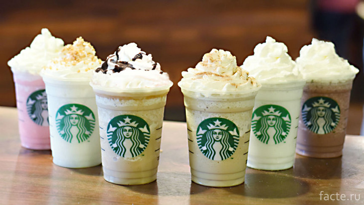 Кофе с разными добавками