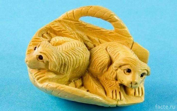 Спасаем деревянные сувениры